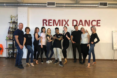 Школа танцев «REMIX DANCE COMPLEX»